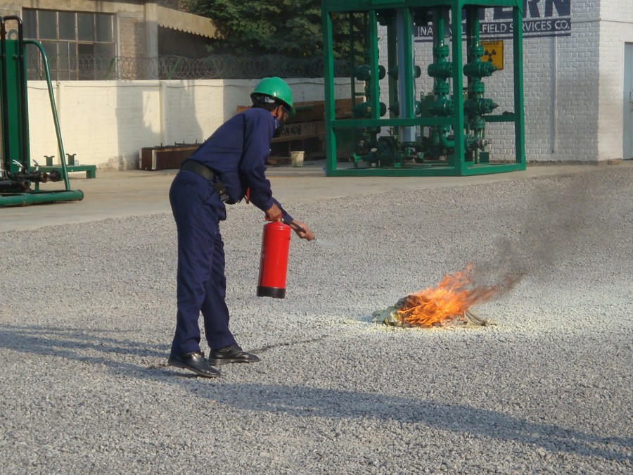 Training Security Guards